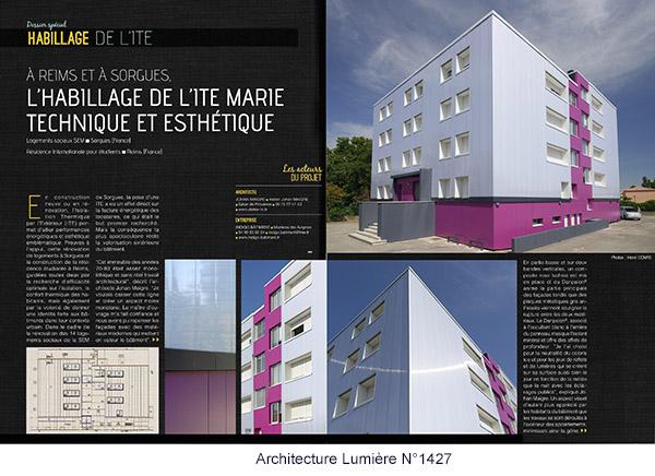 Architecture Lumière Magazine