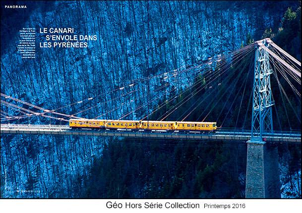 Geo Le Train Jaune