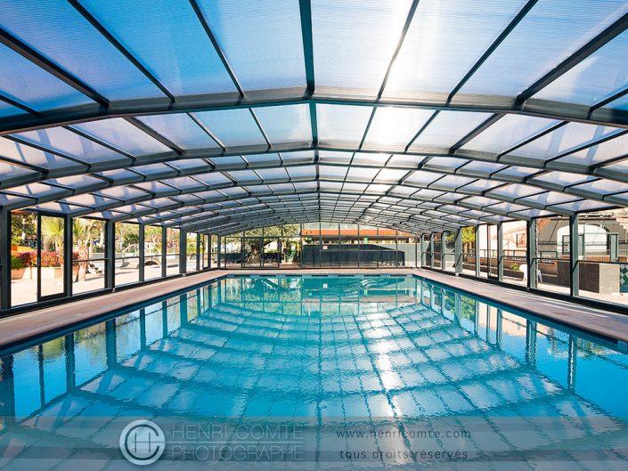 Abri de piscine - Pour Abrideal