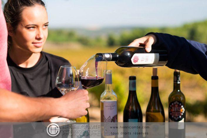 Degustation Vins Mas de Novi