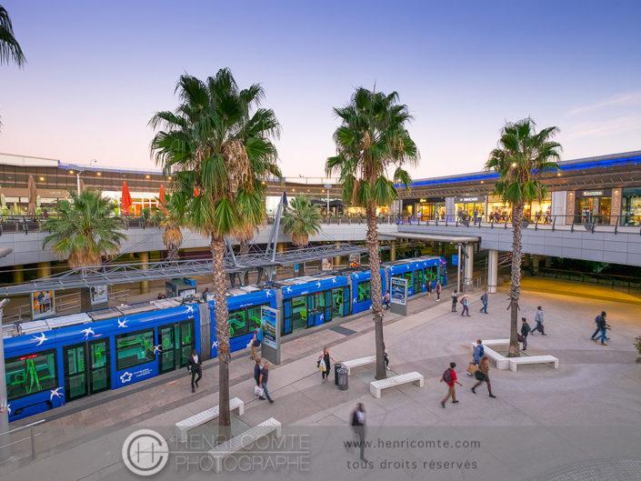 Mobilité urbaine à Montpellier Tramway