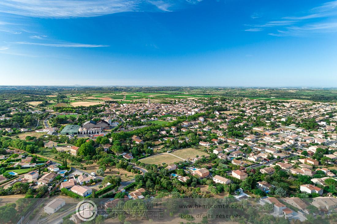 village caux drone
