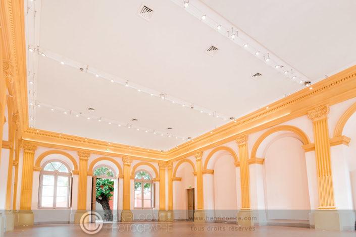 Plafond acoustique pour Knauff