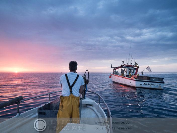 Pecheur Petit métier méditerranée OP du Sud