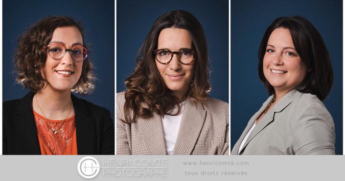 Portraits pour avocats DBM
